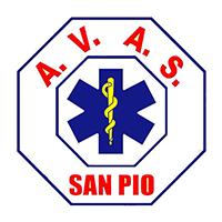 logo A.V.A.S. SAN PIO