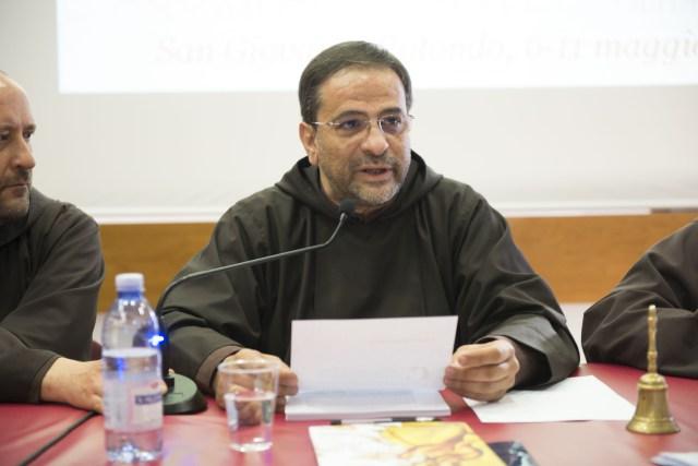 INTERVISTA AL PRESIDENTE FR. FRANCESCO