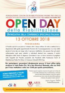 Open Day Gli Angeli