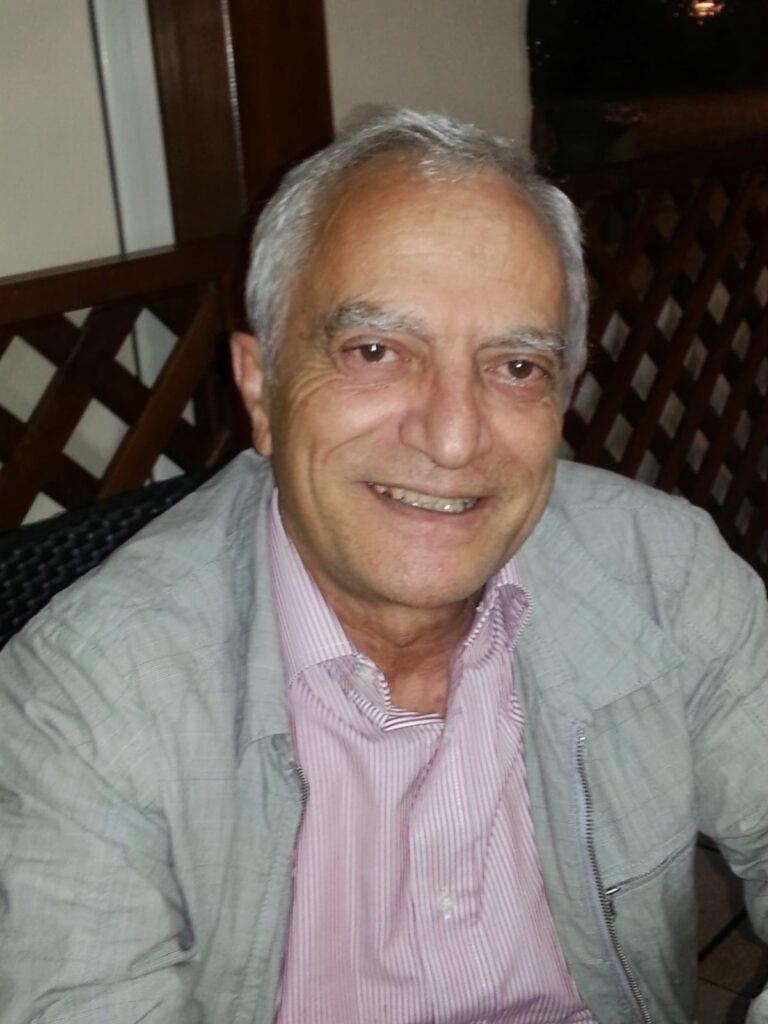 Mario Morlacco alla Fondazione