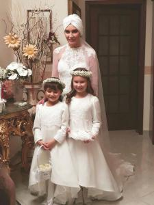 Ingrosso Valentina matrimonio famiglia 2