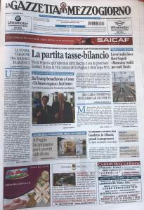 Gazzetta 10 giugno 2018