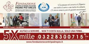 Fondazione Centri Padre Pio 5x1000