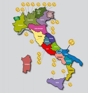 Jci posizioni Italia